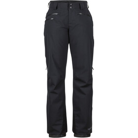 Marmot Slopestar Pantalons Femme, noir